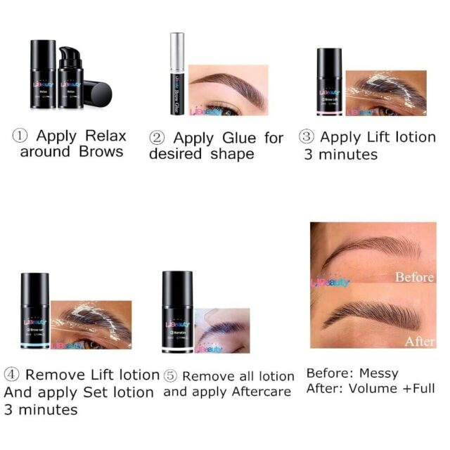 Brow-Lamination-Kit