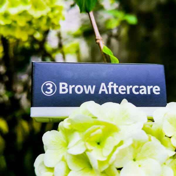 Brow Aftercare
